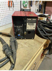 Ln 7 Lincoln Wire Feeder And Tweco Mig Gun With Lead