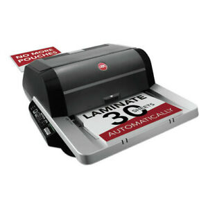 Gbc Foton30120na 1 In 5 Mil Thick Foton 30 Automated Pouch free Laminator New
