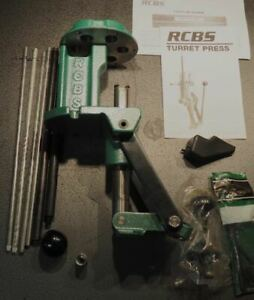RCBS Turret Reloading Press 88901 NEW in box Complete $429.99