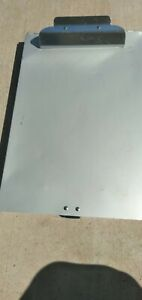 Aluminum Clipboard And Forms Box Up To 8 1 2x12
