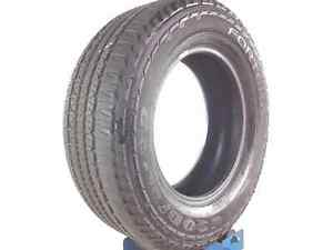 P245 65r17 Goodyear Fortera Hl 105 T Used 245 65 17 8 32nds