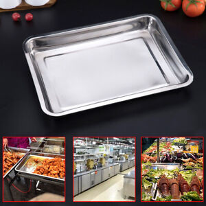 6 Pack Full Size 2 4 Deep Stainless Steam Table Hotel Buffet Food Pan