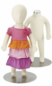 Baby Flexible Mannequin 3 Months 24 With Head 18 Without Head With Base