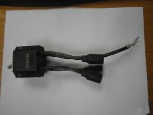 New Riverside Military Toggle Switch P n 11599714 4 wire W Packard Connectors