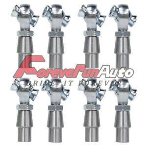 Chromoly 4 Link Kit Heim Joints Rod End 3 4 X 3 4 16 With 3 4 5 8 Hms Bung 120