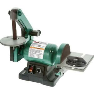 Grizzly G0864 Variable speed 1 X 30 Belt 6 Disc Sander