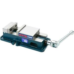 Grizzly T10063 4 High Precision Milling Vise