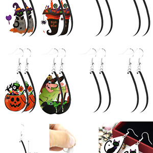 16 Pcs Sublimation Earring Blanks Mdf Sublimation Printing Earrings For Chris