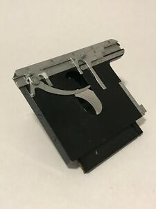 Leitz Ortholux Microscope Stage And Condenser Holder