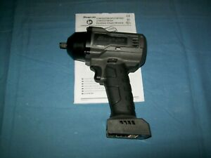 New Snap On Ct9010gmdb 18v Cordless Brushless 3 8 Impact Wrench Gun Tool Only