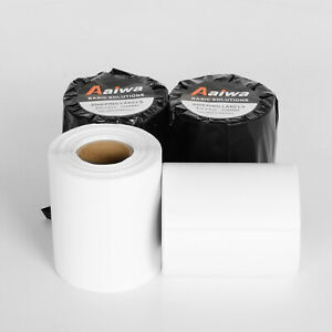 4 Rolls 4x6 Direct Thermal Shipping Labels For 1744907 Zebra 2844 Zp450 Eltron