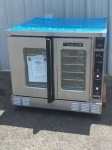 Garland Electric Convection Oven Master 200 1 Or 3 Phase never Used
