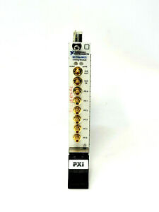 National Instruments Ni Pxie 6672 Pxi Synchronization Module