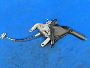 2011 2014 Ford Mustang Gt Emergency Brake Handle E Pull Lever Leather Handgrip