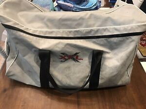 XFL LA XTREME Game Used Equipment Travel Bag game worn jersey grrat condition $149.00