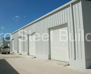 Durobeam Steel 80x90x20 Metal Clear Span Workshop Made To Order Building Direct