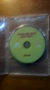 The Man Who Could Cheat Death DVD Christopher Lee Disc and case only AU $11.00