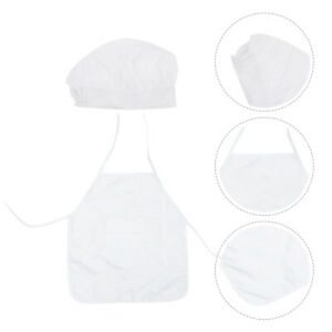 1 Set Adorable Chef Design Baby Costumes Creative Photography Clothing