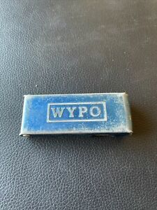 Wypo Tip Cleaner Standard Set Antique Made In Usa Canada 1948