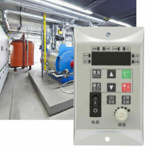 Single To Single Phase Variable Frequency Drive Inverter 220v 0 75kw 1hp Vfd
