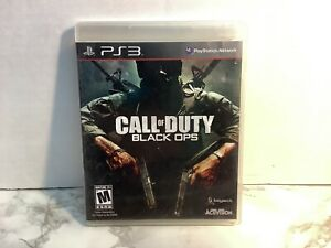 Call Of Duty: Black Ops For PlayStation 3 PS3 Complete Very Good $9.97