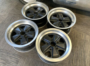 Set Of Two Fuchs Style 7x15 Wheels Part Of Set Of 4