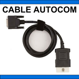 Replacement Diagnostic Cable Plug Compatible With Autocom Cdp