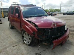 Automatic Transmission 4wd Fits 06 Pathfinder 1166534