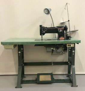Singer Industrial Sewing Machine 112 140 W Puller Leather