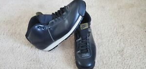 NIKE Air Magma ND Black Men#x27;s Size 9.5 370921 Great Pre Owned Condition $40.00