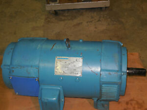 Dc Motor Contraves Hp 10