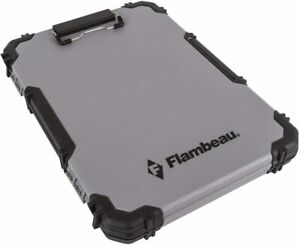Hardware Contractor Clipboard File Clip Worksite Solid Storage Case Durable Box