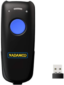 Barcode Scanner W Bluetooth Function Wireless Wired Portable Usb Ccd Reader