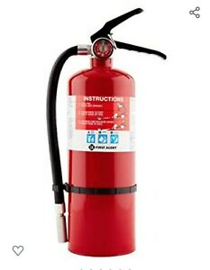 First Alert Professional Fire Extinguisher Red 5lb