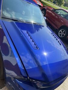 13 14 2013 2014 Ford Mustang Gt Hood Oem Local Pickup Only