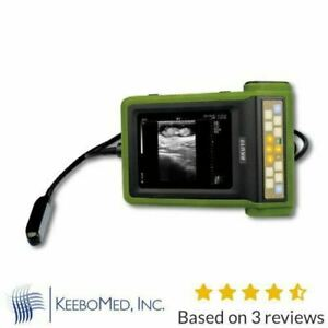 Rku 10 Vet Large Animal Ultrasound With One Recral Probe