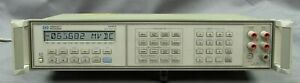 Hp 3457a Multimeter 6 5 Digit Gpib Tested Good But Needs Cal