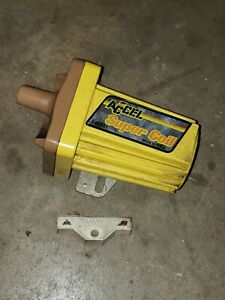 New Listingvtg Accel 140001 Super Ignition Coil Muscle Car Street Rod Used Fits Most Model