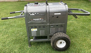 New Portable Gas powered Generator 9000mtb By Apex Home Construction Mining