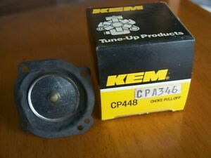 Kem Auto Parts Kemparts Choke Pull Off Cpa 346 Cp 448 New Old Stock