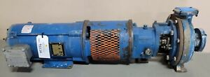 Griswold Centrifugal Pump 811 1x1 5 6 130 Gpm 100 Tdh 7 5hp