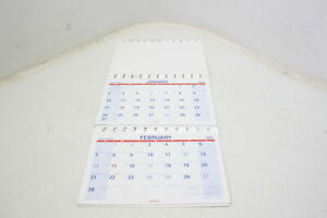 2021 Wall Calendar By At A Glance 12 X 27 Inch Large Three Month Pmlf112821