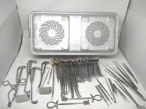 Surgical Set General Dissection Tray