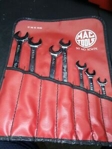 Set Of 7 Mac Wrenches In Holder