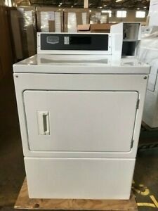 Mdg18pd Maytag Coin Operated Gas Dryer Used