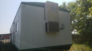 Mobile Office Trailer 12 x 56 Located 21701