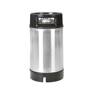New 3 Gallon Ball Lock Keg Aeb Cold Brew Coffee Soda Beer Nsf Approved