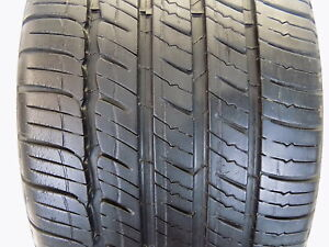 P22540r18 Michelin Primacy Mxm4 Zp 92 V Used 225 40 18 632nds Fits 22540r18