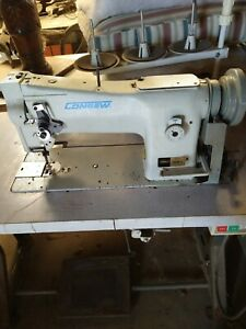 Consew 206rb 5 Mechanical Sewing Machine White