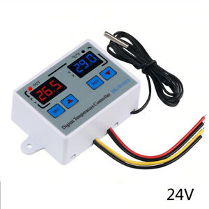 Digital Thermostat C f Temperature Controller For Incubator Relay 10a X6p3